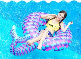 Giant Mermaid Pool Float Vinyl Pool Summer / Beach Toy For Kids Người lớn
